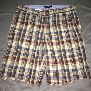 Plaid Tommy Hilfiger Shorts